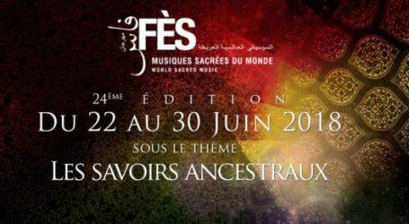 معارف الأسلاف وتجديد مدينة فاس .. موضوع الدورة 24 من مهرجان فاس للموسيقى الروحية