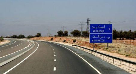 بسبب ارتفاع حوادث السير: وزارة النقل ستعيد النظر في مقطع الطريق السيار الرابط بين إمينتانوت وأكادير
