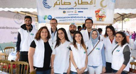 """بروكتر أند غامبل المغرب تطلق النسخة السادسة من حملتها التضامنية """"إفطار صائم"""""""
