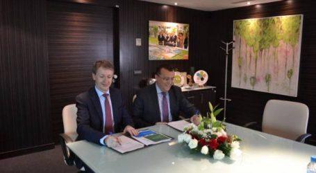 شراكة بين ليدك وشركة تهيئة زناتة لإقامة حلول ذكية لتدبير شبكات المدينة البيئية