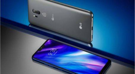 LG تكشف عن أحدث هواتفها الذكية G7 ThinQ