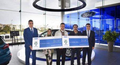 ٍفورد موتور كومباني تدعم مشاريع بيئية بالمغرب