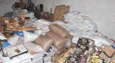 إتلاف 111 طن من المواد الفاسدة وإغلاق 8 محلات في رمضان
