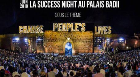 فوريفر المغرب تنظم أول ليلة نجاح وتجمع 3000 موزع