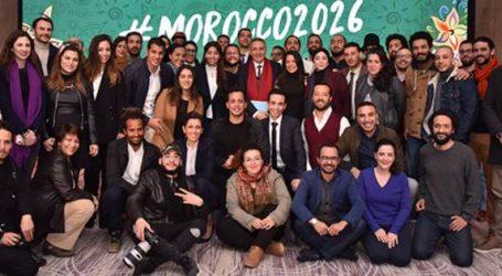 10 مشاريع مبدعة على مواقع التواصل الاجتماعي لمساندة ملف المغرب 2026