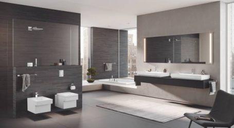 """مجموعة السيراميك من """"غروهي"""": الخيار الأمثل لاستحداث واحة رفاهية في الحمام"""