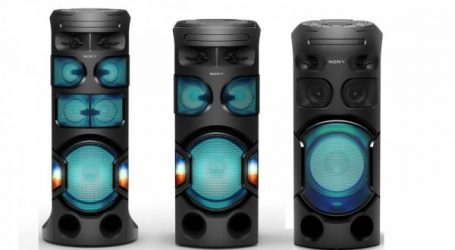 أنظمة الصوت عالية القدرة الجديدة من سوني وصلت إلى المغرب