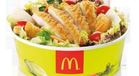 """فضيحة صحية جديدة تضرب """"ماكدونالدز"""""""