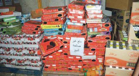مكتب أونسا: إتلاف 1735 طنا من المنتجات الغذائية غير صالحة للاستهلاك في 3 أشهر