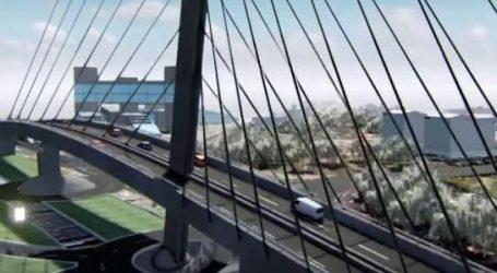 وأخيرا.. الجسر المعلق لسيدي معروف سيدخل حيز الخدمة متم 2018