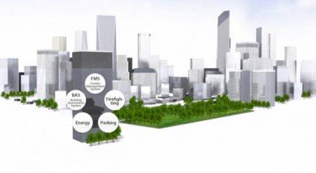 """""""إل جي"""" تسخر الابتكار والذكاء البيئي لتقديم تكنولوجيات خضراء لمدن المستقبل"""