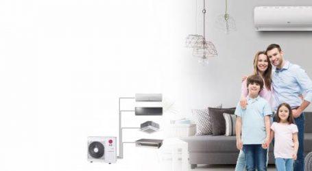 مكيف الهواء LG Multi-Split: نهاية وحدات تكييف الهواء الخارجية التي تتزاحم بالشرفات