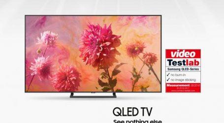 تقرير:  تلفزيونات سامسونغ  QLED شاشات عرض خالية من مشكلة تطبع الصورة