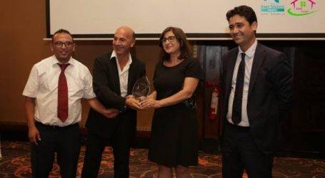 """Sindibad Beach Resort"" يفوز بجائزتي البيئة والبناء المستدام"