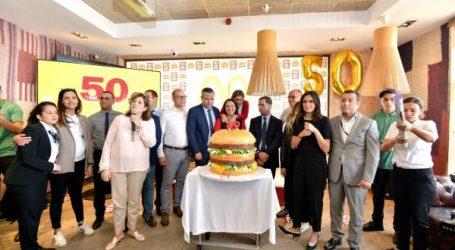 ماكدونالدز تكشف عن نسخة محدودة من MacCoin للاحتفال بمرور 50 سنة على  Big Mac