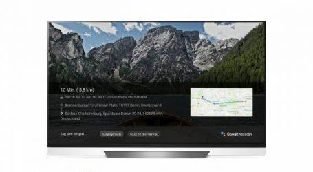 مساعد غوغل يصل إلى التلفزيونات الذكية AITHINQ من إل جي