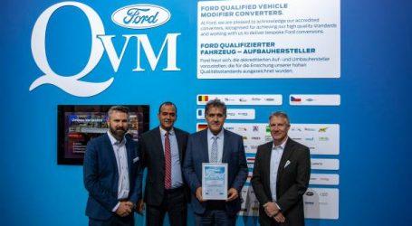 فورد تطلق برنامج معدّلي المركبات المؤهّلين QVM في شمال أفريقيا