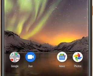 نظام التشغيل أندوريد 9 باي يصل إلى الهاتف الذكي نوكيا 6.1