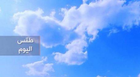 توقعات طقس الأحد.. أجواء مستقرة مع سماء قليلة السحب