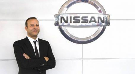 بدرالدين منصوري مدير عام  جديد لمبيعات نيسان منطقة شمال إفريقيا