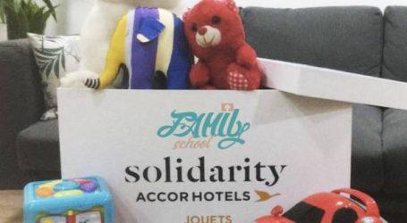 مجموعة أكور تنظم الأسبوع التضامني بفنادقها