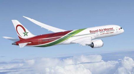 الخطوط الملكية المغربية تتسلم أول طائرة لها من طراز بوينغ دريملاينر 787-9 بمحرك GEnx