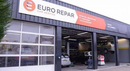 Euro Repar Car Service حاضرة بمعرض السيارات المغربي Moroccan Automotive Technologies 2018