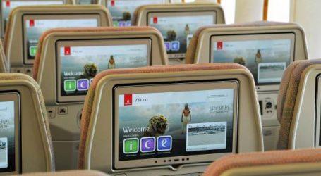 طيران الإمارات تتيح لعملائها اختيار برامجهم الترفيهية قبل السفر