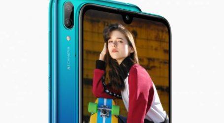 هواوي Y7 Prime 2019: شاشة وبطارية كبيرتين مع كاميرا مزدوجة