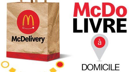 """ماكدونالدز المغرب تطلق خدمة التوصيل السريع بشراكة مع """"جوميا فود"""""""
