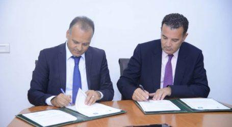 توقيع اتفاقية ـ إطار بين تجارة 2020 وإدارة الضرائب غير المباشرة
