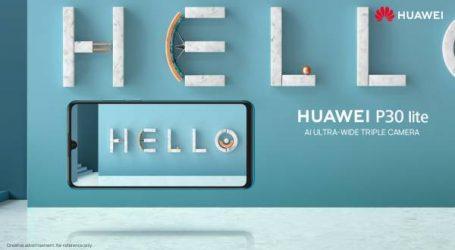 """HUAWEI P30 lite الجديد: هاتف ذكي من الطراز العالي من أجل إصدار """"مخفف"""" عالي الأداء"""