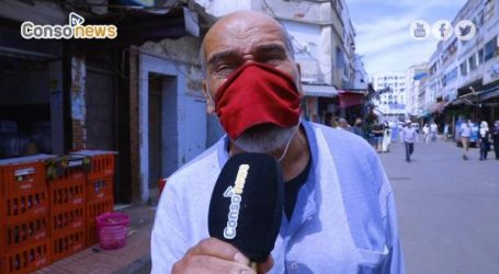 فيديو … الدار البيضاء : اجواء الحجر الصحي بمحلات آسواق درب سلطان تعقيم، كمامة و مسافة محددة