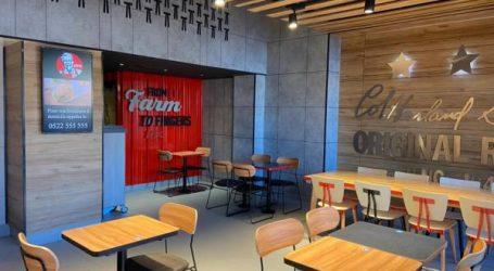 علامة KFC تفتح مطعمها التاسع عشر بمدينة الرباط