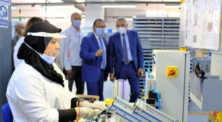 تدشين توسعة مصنع NP Morocco  بالمحمدية