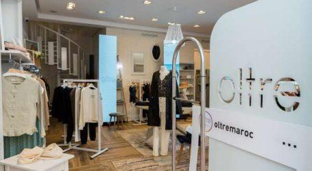 """العلامة التجارية الإيطالية """"أولتري"""" (OLTRE) المتخصصة في الملابس النسائية الجاهزة تفتح متجرها الأول بالدارالبيضاء"""