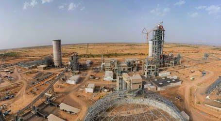 لافارج هولسيم المغرب ترفع النقاب عن مصنعها الجديد في جهة سوس ماسة بتكلفة استثمارية ناهزت 3 مليار درهم